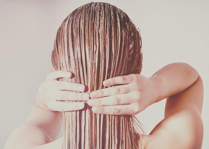 trattamento capelli donna